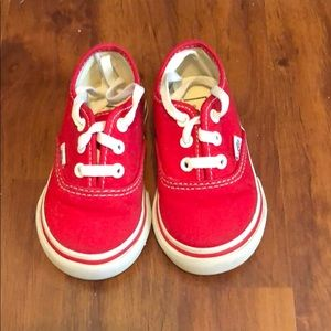 Used excellent condition baby Vans